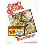 FUNKY KOVAL. Bez oddechu, audiokomiks CD, mp3