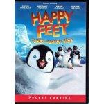 Happy Feet: Tupot małych stóp (DVD)