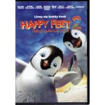 Happy Feet: Tupot małych stóp 2 (DVD)